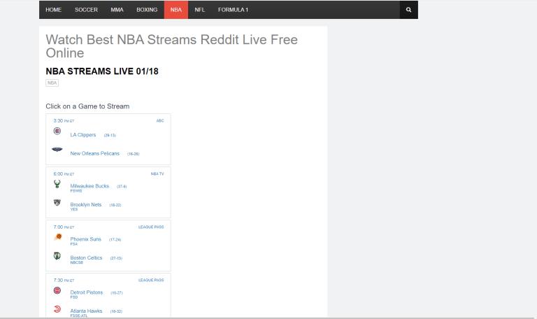 nba finals live stream reddit