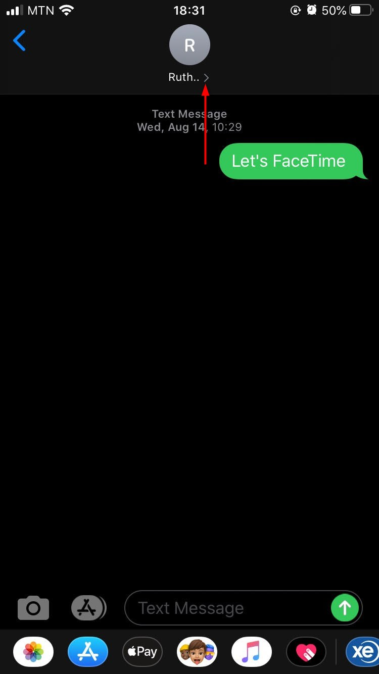 how to block texts