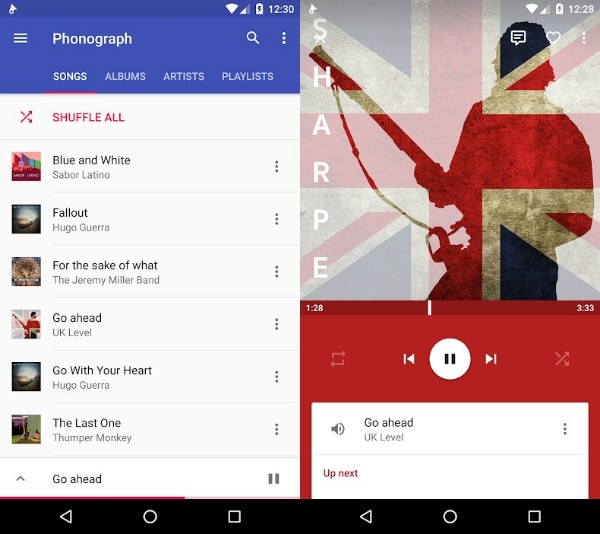 best free music player app for android
