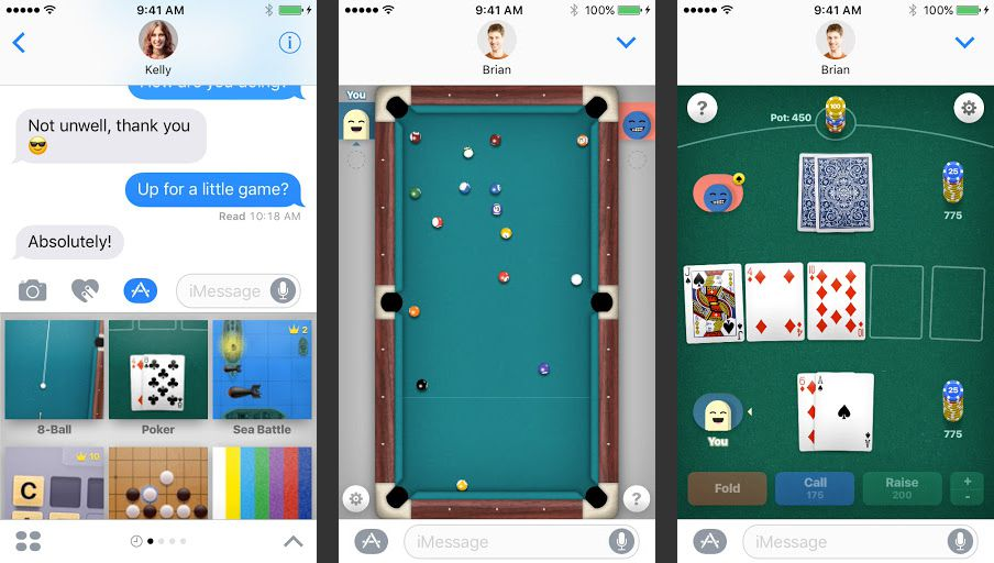 imessage game